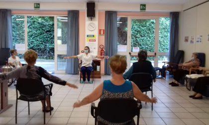 Torna ad animarsi il Centro Diurno Anziani di Villa Cortese