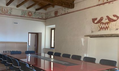 Il Municipio di Rosate si amplia e mette in mostra i tesori ritrovati
