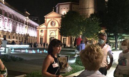 Gruppo Volontari Ciceroni di Legnano: record di partecipazione all'ultima serata della Legnano by Night
