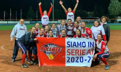 Softball Bollate: New Monzesi promossa in A1, MKF in finale