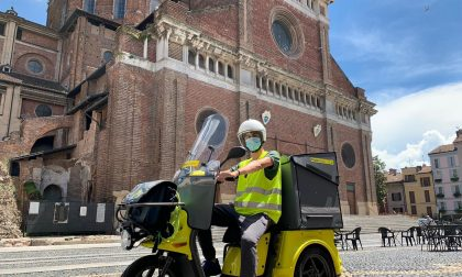 Poste rafforza la flotta green in Lombardia