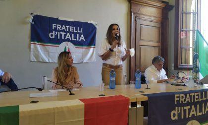 Stefania Bonfiglio cambia casacca e passa a Fratelli d'Italia VIDEO