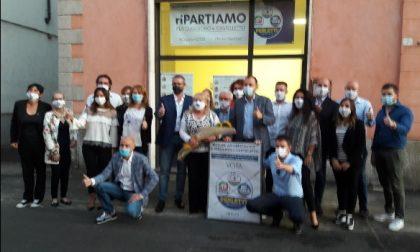 Elezioni Cuggiono, Perletti presenta la squadra e il programma