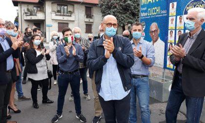Le prime parole ufficiali del riconfermato sindaco di Parabiago FOTO e VIDEO