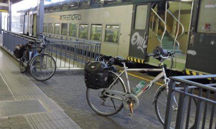 """""""Milano-Mortara: riprenda il trasporto delle bici"""""""
