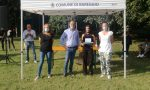 Premi agli sportivi e vip in campo per solidarietà