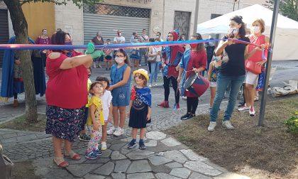 """Il """"giardino delle donne"""" è stato inaugurato a Rescaldina FOTO"""