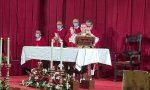 L'Arcivescovo Mario Delpini ospite illustre alla prima festa della Comunità pastorale del S.Crocefisso FOTO