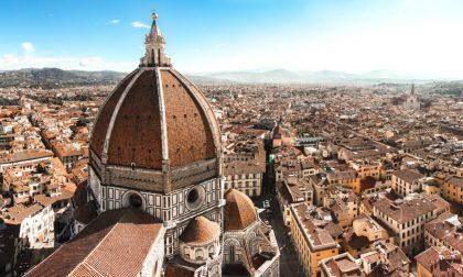 A Firenze per vedere la cupola di Santa Maria del Fiore