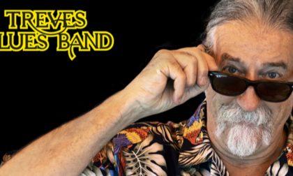 Fabio Treves pronto a portare il suo blues nel parco di Villa Adele