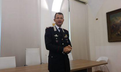 Il generale Mannucci Benincasa nuovo comandante provinciale dei Carabinieri