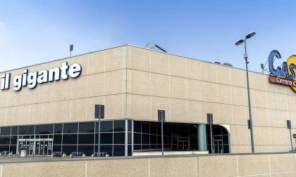 Il Gigante supermercati sostiene il banco alimentare