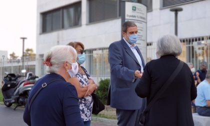 Code fuori dal Fornaroli: la furia di pazienti e politici
