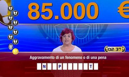"""Sfiora una vincita da 85mila euro in tv: """"Esperienza bellissima, è mancata la ciliegina"""" FOTO"""