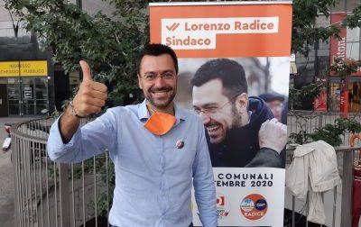 Ultimo weekend di gazebo arancio a Legnano