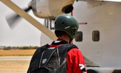 Precipita aereo a Castelverde: morti il pilota e un paracadutista