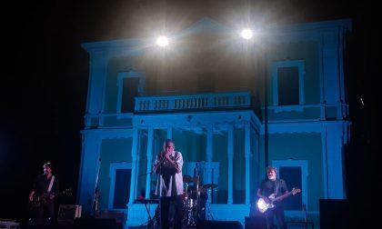 Fabio Treves, grande successo per il concerto blues a Villa Adele FOTO