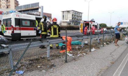 Schianto in Valassina, morta una motociclista