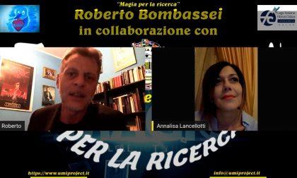 """Fibrosi cistica, standing ovation virtuale per """"Magie per la ricerca"""""""