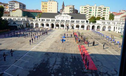"""Il giuramento della Scuola Militare """"Teuliè"""": c'è anche un giovane di Rescaldina"""