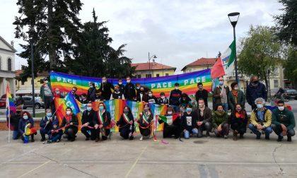 La Marcia per la pace… in piazza