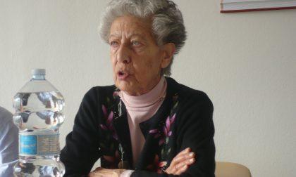 Novate piange la scomparsa di Maria Luisa Pedraglio