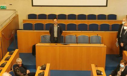 Lorenzo Radice è ufficialmente sindaco di Legnano FOTO
