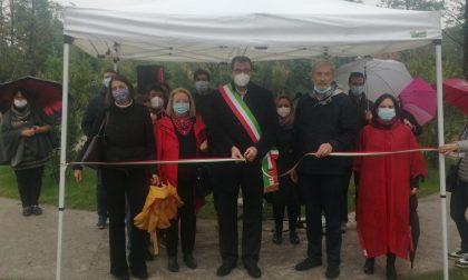 Inaugurato il parco della legalità su un terreno confiscato alla mafia FOTO