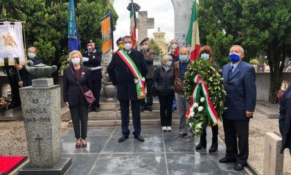 Una commemorazione per ricordare l'eroe di Terrazzano