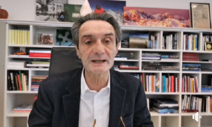 "Lombardia zona arancione Fontana: ""Grazie ai sacrifici dei lombardi"""