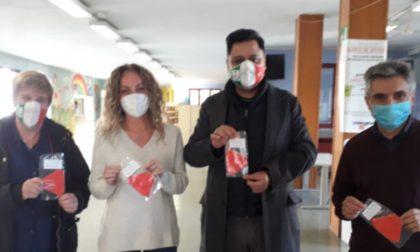 Emergenza Covid, 3500 mascherine: il dono del Comune alle scuole