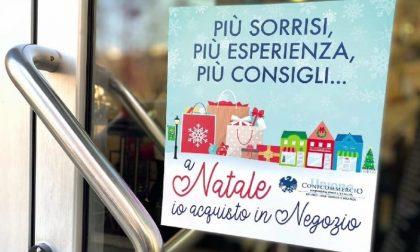 """""""A Natale, io acquisto in negozio"""""""