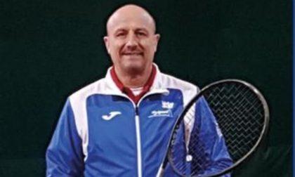 """Arese in lutto per la scomparsa dello """"storico"""" maestro di tennis"""