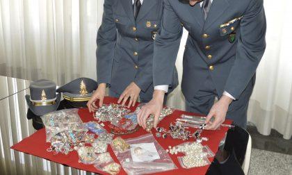 Maxi frode da 450mila euro: nel mirino la compravendita di metalli preziosi ed articoli di bigiotteria