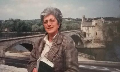 Addio alla professoressa Saba Colombo