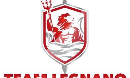 Il Team Legnano Nuoto hascelto il suo logo