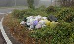 Abbandonano rifiuti, multe per duemila euro
