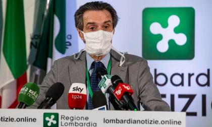 Lombardia zona rossa: lunedì Fontana presenta ricorso