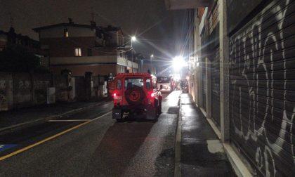 Fuga di gas in via Diaz: evacuate famiglie