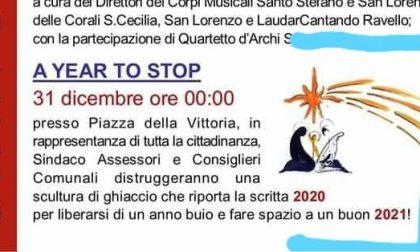 """Iniziativa in piazza a Capodanno, """"Il sindaco si deve dimettere"""""""
