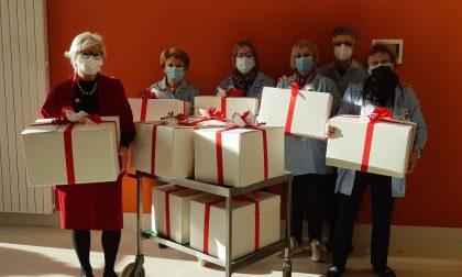 """Acvo, un dolce """"grazie"""" ai medici e infermieri dell'ospedale di Legnano"""