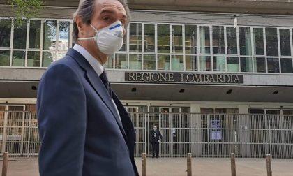 """Fontana """"Presto in Lombardia aperture graduali. I dati sono in miglioramento"""""""