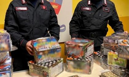 Arsenale di botti destinato alla vendita illegale, 33enne denunciato