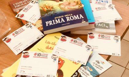 """""""Io leggo perchè"""", l'iniziativa sostenuta anche da Lega Giovani – Legnano"""