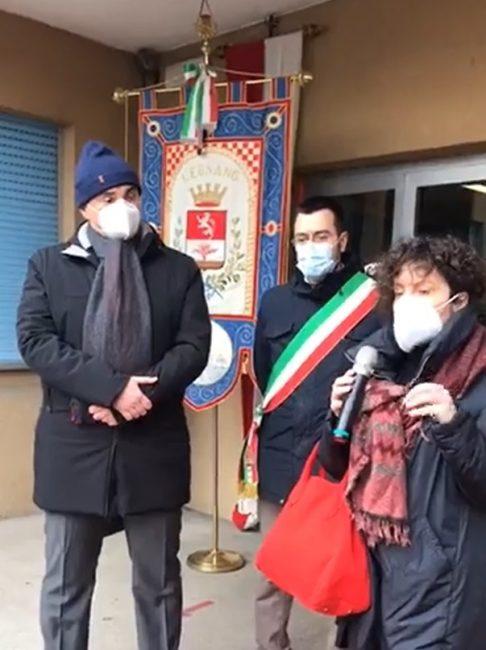 Scuola media di via Parma intitolata a Rita Levi Montalcini