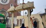 Presepe di Olona Viva, via ai lavori: quest'anno sarà in stile romano FOTO