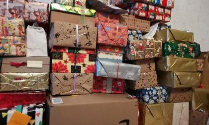 Scatole di Natale per i bisognosi anche a Legnano