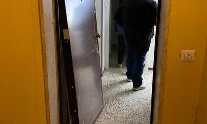 Occupato appartamento Aler: abusivi sfrattati