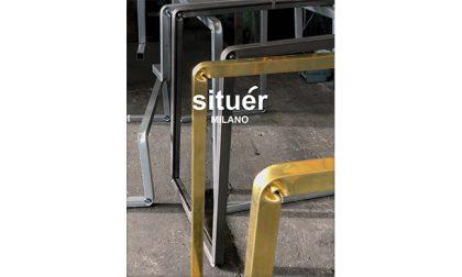 La reinterpretazione dei materiali industriali: Situér Milano, atelier di mobili di design in metallo