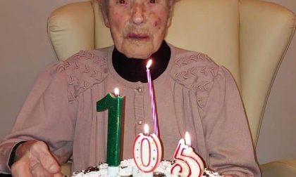 Addio a Giuseppina Ghidoli: la più anziana di Cuggiono